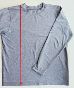 1111fbd1bb330f2 Построить выкройку детской футболки для мальчика