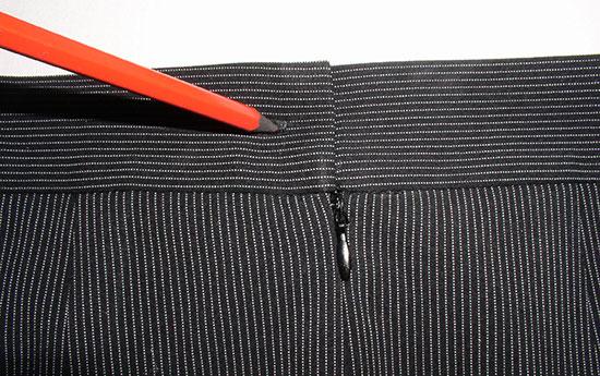 Пояс на юбке карандаш как сшить 83