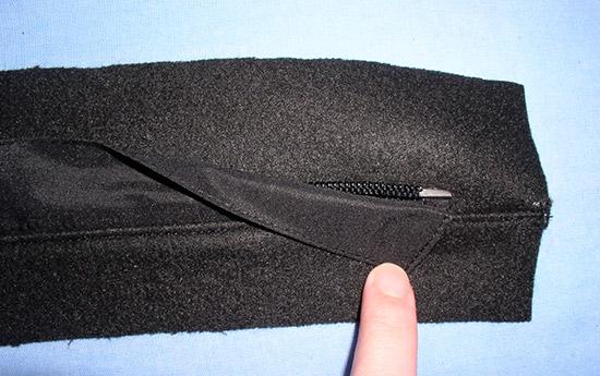 Как сделать шлевки на брюках 5