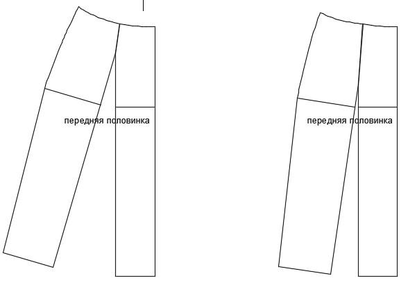 Построение выкройки вытачки юбка фото 655