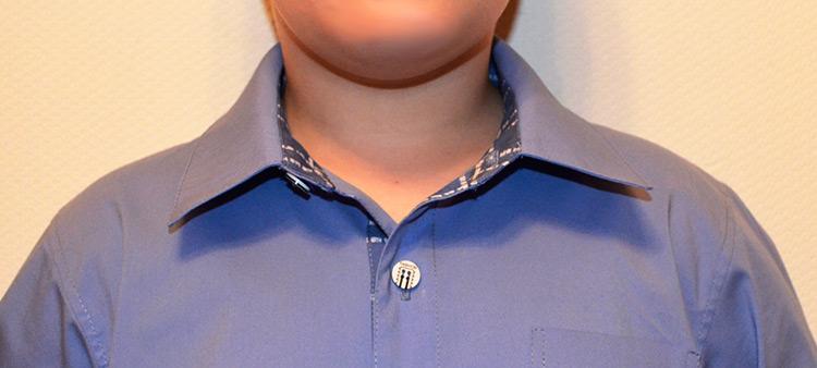 Как сшить двойной воротник на мужскую рубашку 84