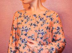 fd9d8faf0ba Выкройка блузки для девочки со сборкой в плечевом шве  скачать