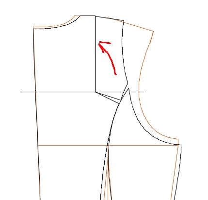 Как построить выкройку для вязания Вяжем с Лана Ви