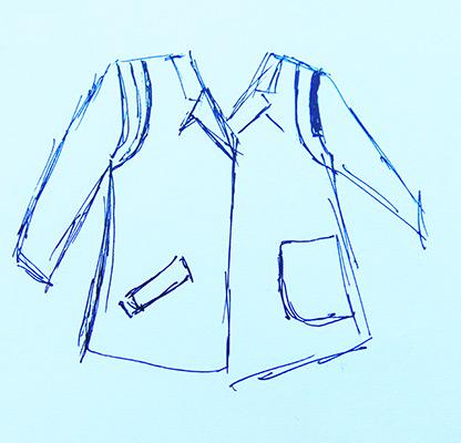 Сшить пальто без воротника своими руками фото 499