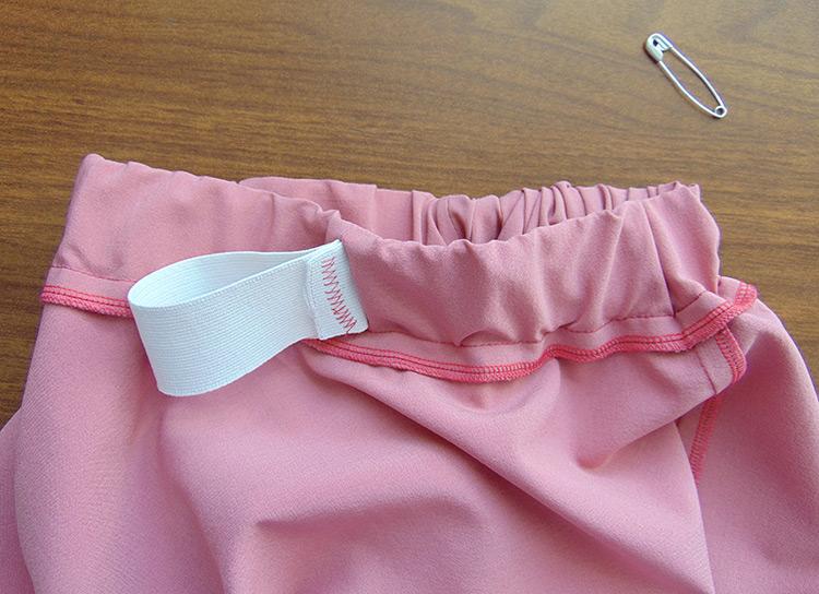 Сшить юбку полусолнце своими руками - для 24