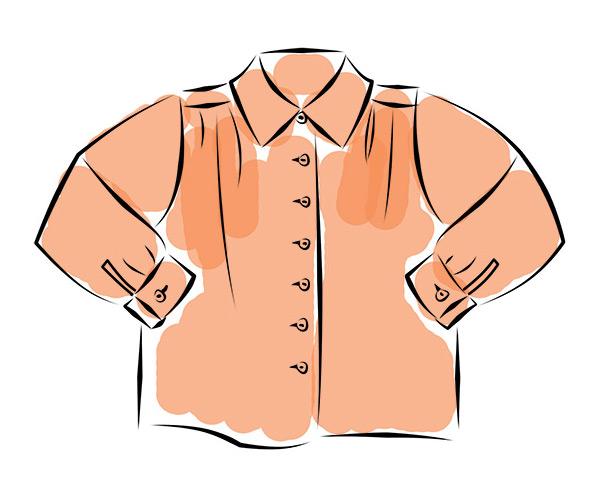 54155581890 Выкройка смоделирована на базовой основе одежды для девочек плоского кроя и  выглядит так